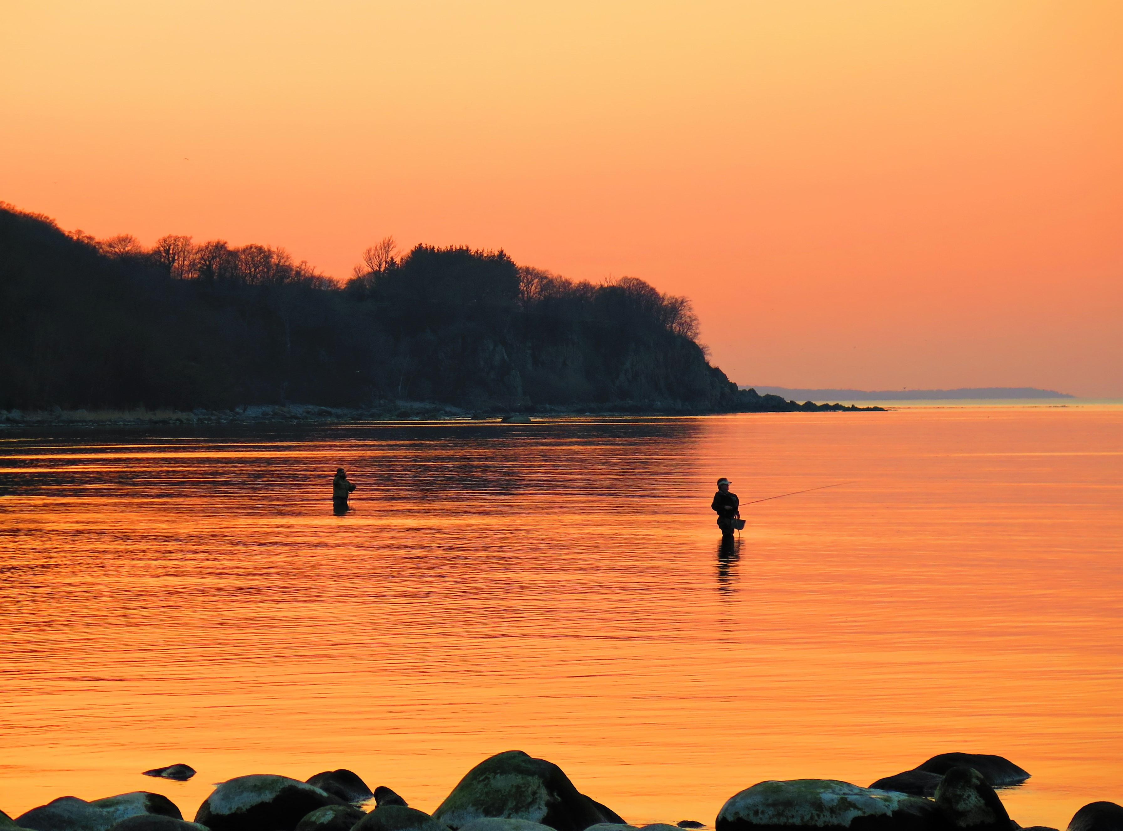 solnedgangfiskere