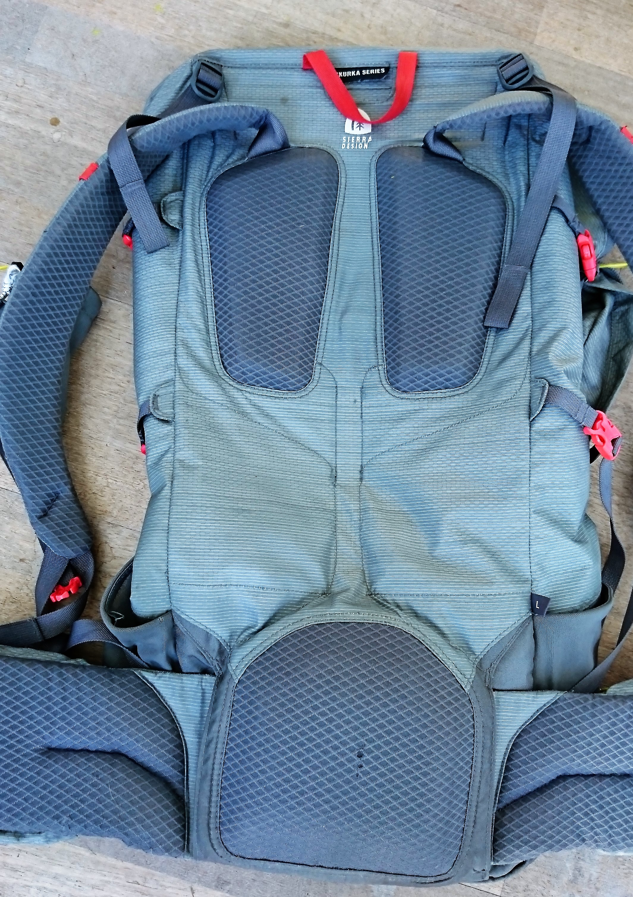 Sierra Designs Flex Capacitor Backpack Long Term Review